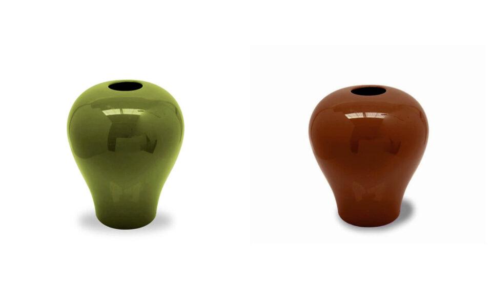 Ваза керамическая Bluma от итальянской фабрики Calligaris итальянская мебель в Одессе
