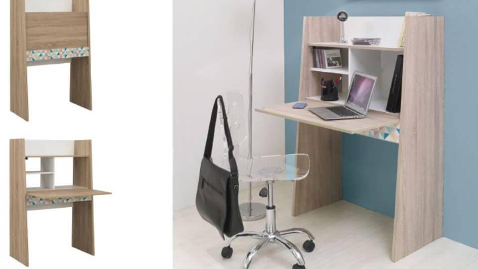 Стол письменный с откидной столешницей Gautier Gami Colors итальянская мебель в Одессе