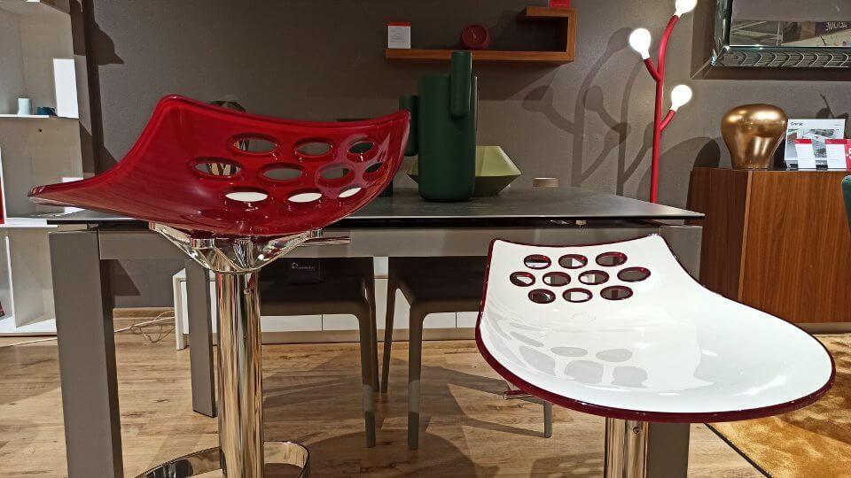 Стулья барные Jam итальянской фабрики Connubia итальянская мебель в Одессе