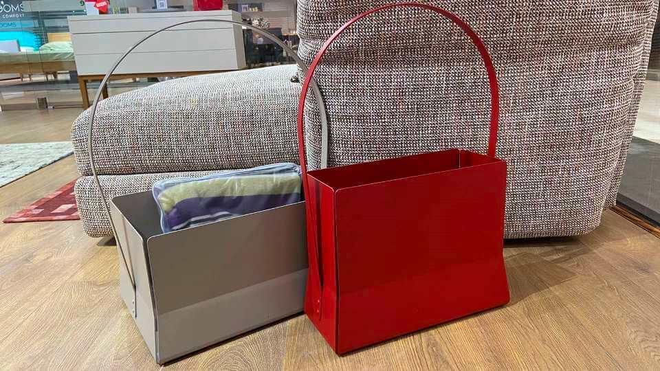 Корзина Magazine Bag от итальянской фабрики Calligaris итальянская мебель в Одессе