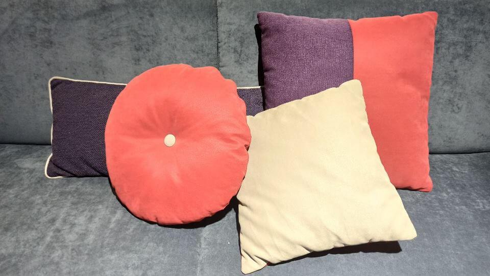 Декоративные подушки от итальянской фабрики Calligaris итальянская мебель в Одессе