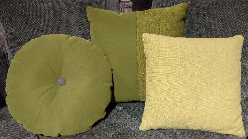 Подушки декоративные Clips от итальянской фабрики Calligaris итальянская мебель в Одессе