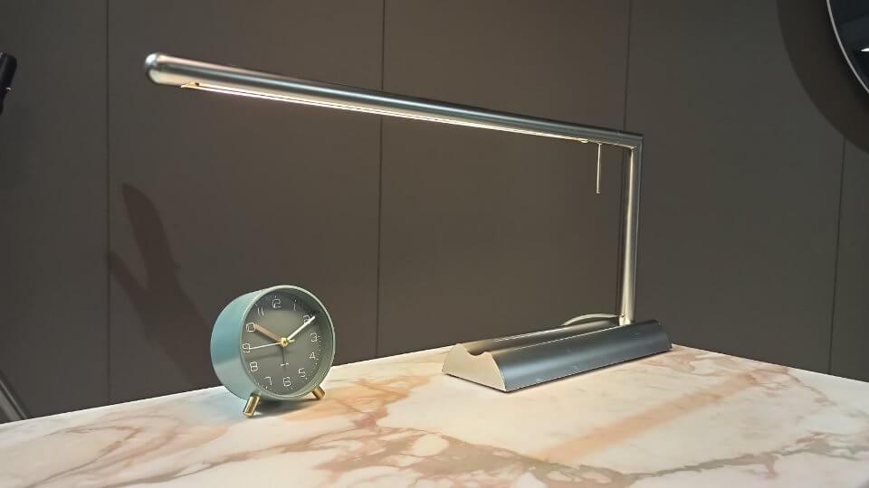 Лампа настольная EDO/TA_ NT от итальянской фабрики Studio Design с металлическим корпусом и светодиодной лампой итальянская мебель в Одессе