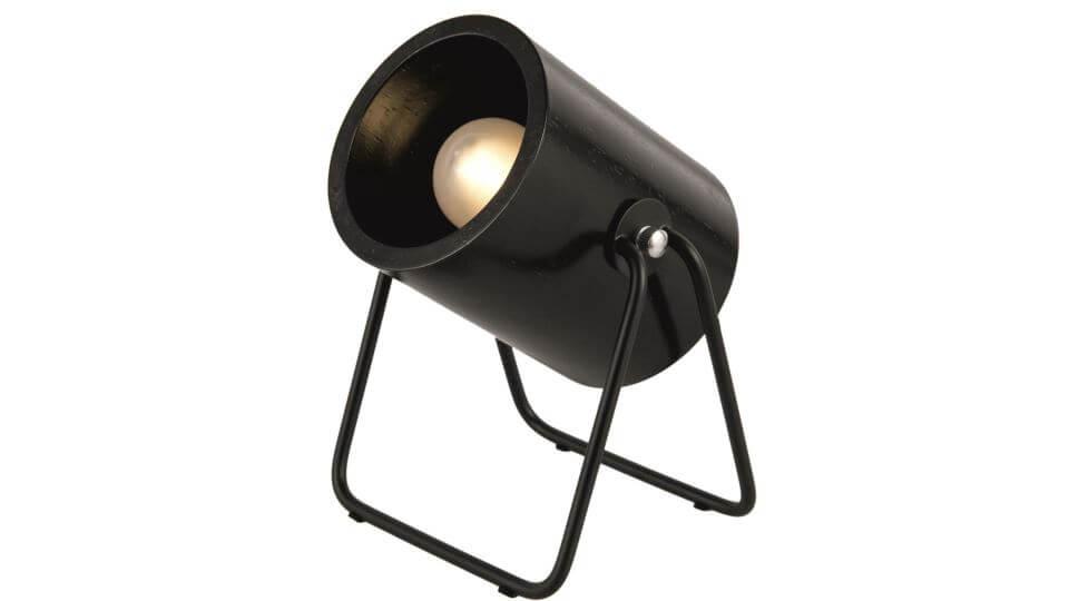 Лампа настольная Hefty от французской фабрики Gautier с корпусом из металла и одной лампочкой. Габариты: ш 14 см * г 13.5 см * в 17.5 см итальянская мебель в Одессе