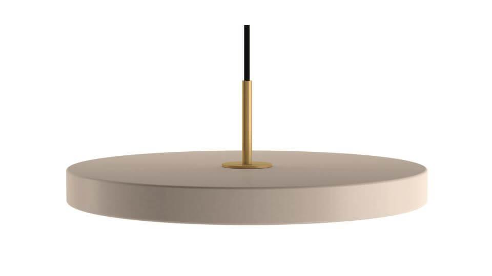 Лампа подвесная Vita Asteria от французской фабрики Gautier. Габариты: д 43 см * в 4 см итальянская мебель в Одессе