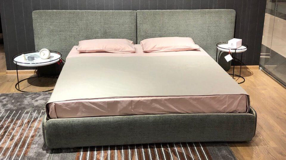 кровать Zip от итальянской фабрики Calligaris, размер: 285 х 289 х 95 итальянская мебель в Одессе