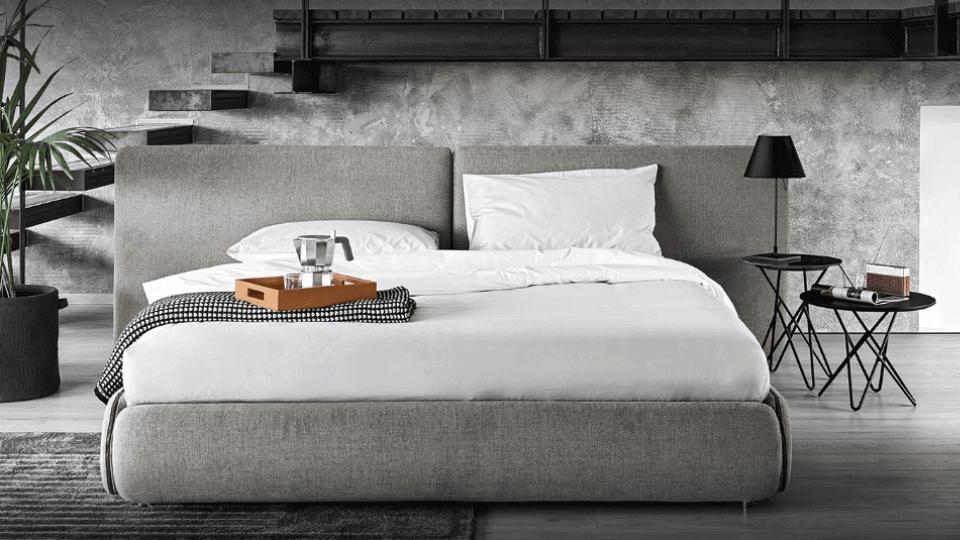 кровать Calligaris Zip, размер: 285 х 289 х 95 итальянская мебель в Одессе