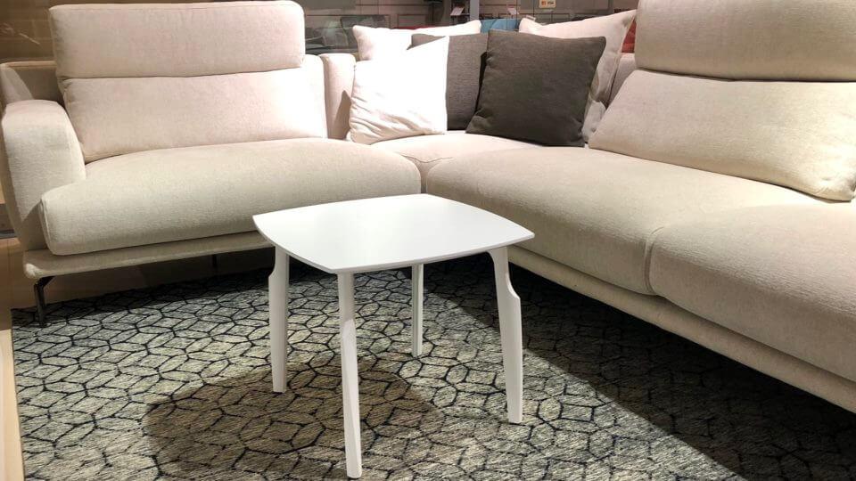 Приставной журнальный столик Trevor от итальянской фабрики Nicoline итальянская мебель в Одессе
