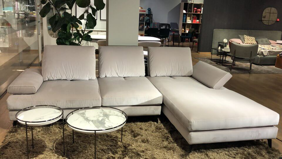 Диван Landa от итальянской фабрики Calligaris итальянская мебель в Одессе