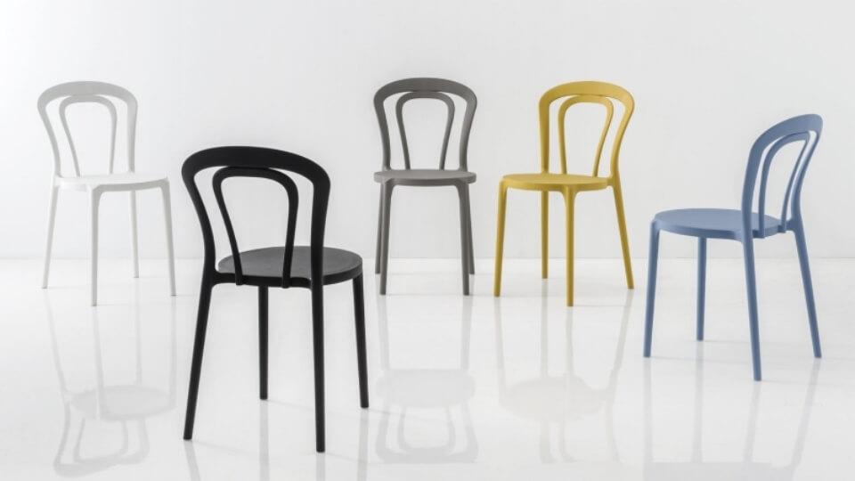 Стул Caffe от итальянской фабрики Connubia итальянская мебель в Одессе