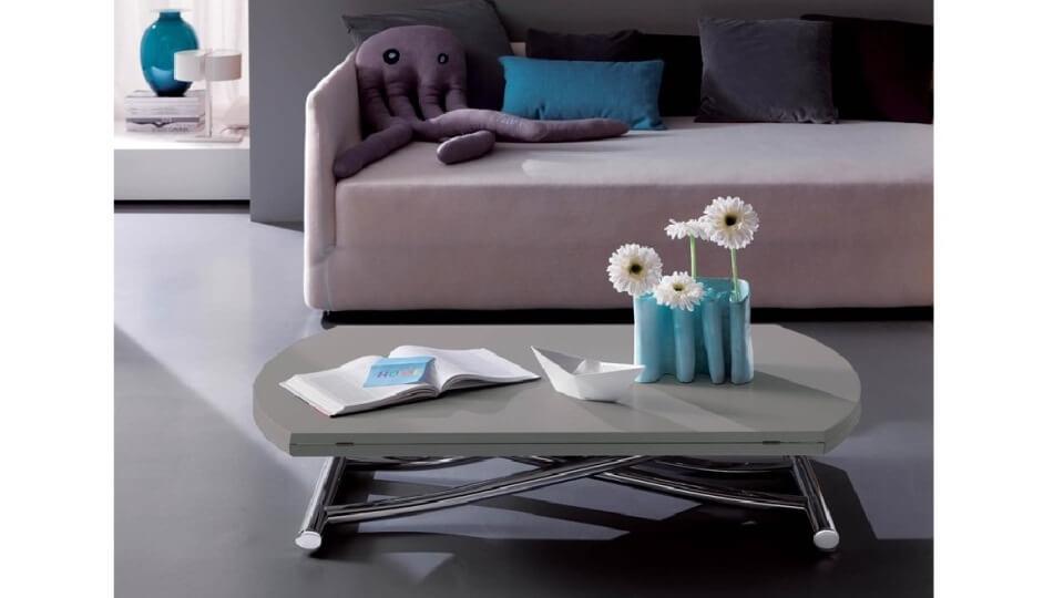 Стол-трансформер Globe от итальянской фабрики Ozzio итальянская мебель в Одессе