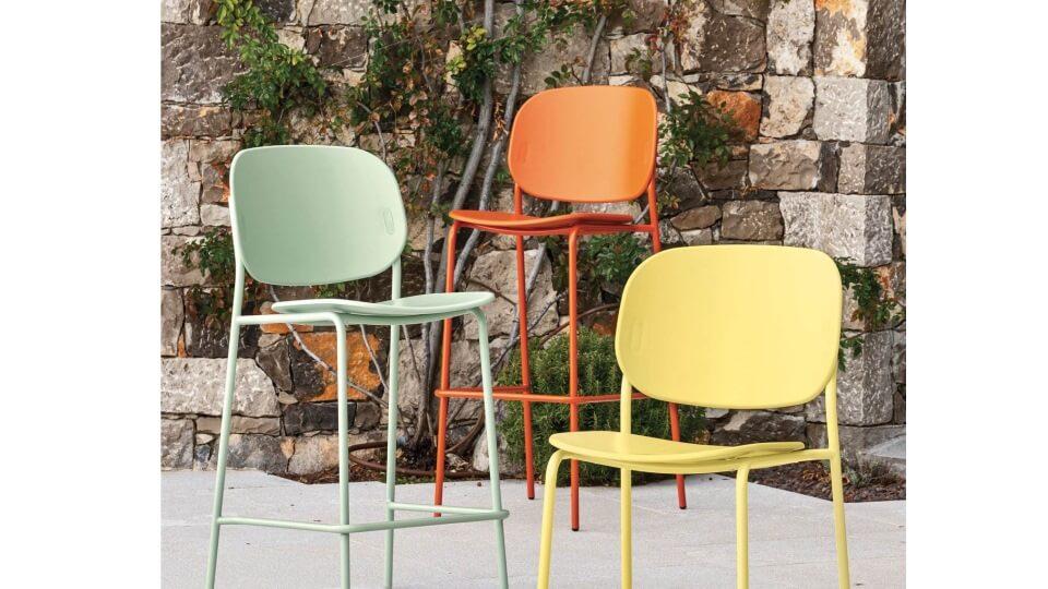 Стул YO! итальянская мебель в Одессе