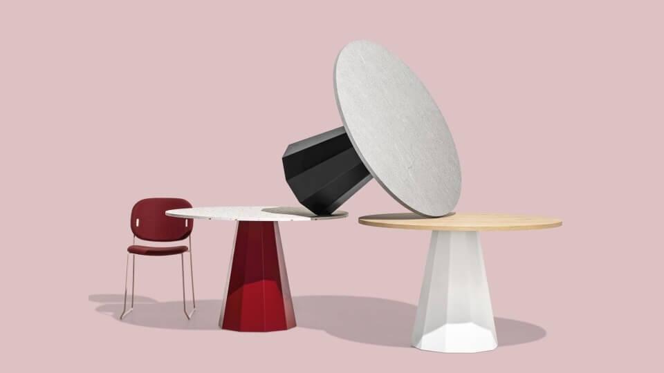 Обеденный стол Dix - воплощение настоящего гостеприимства итальянская мебель в Одессе