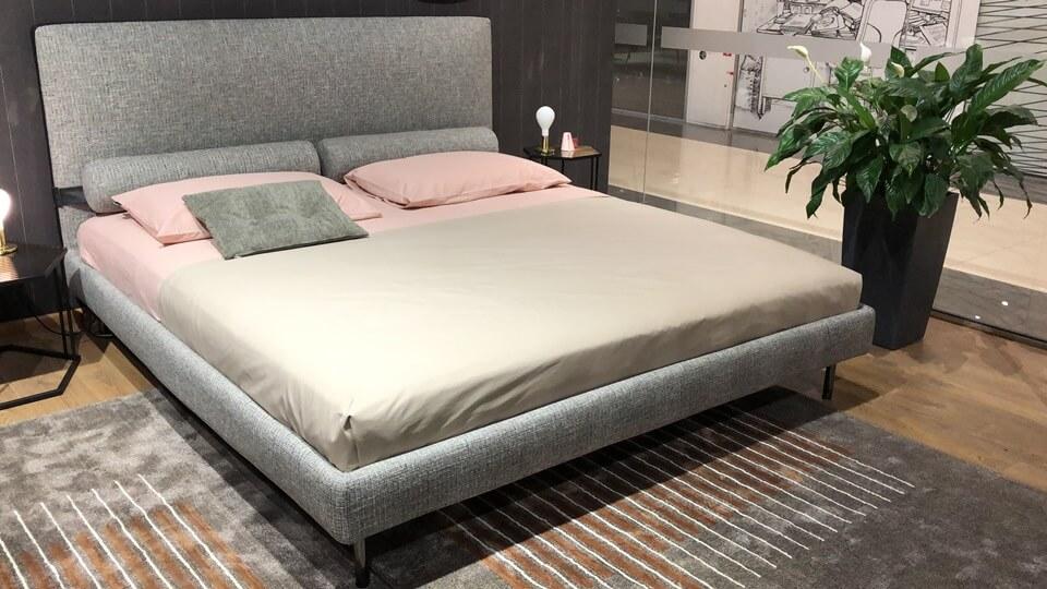 кровать Mies от итальянской фабрики Calligaris итальянская мебель в Одессе
