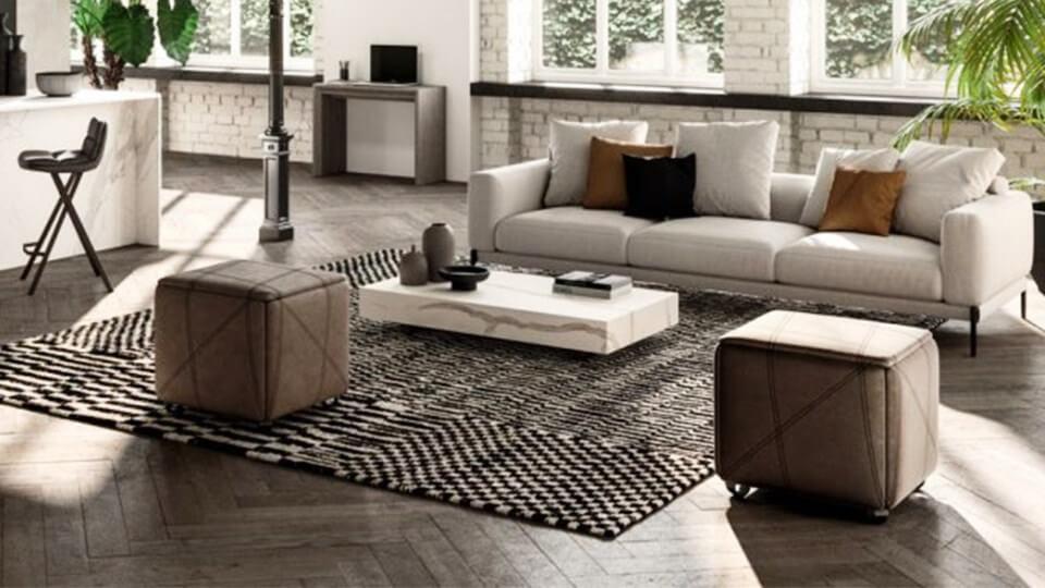 пуф-трансформер Ozzio Cubix Pouf итальянская мебель в Одессе