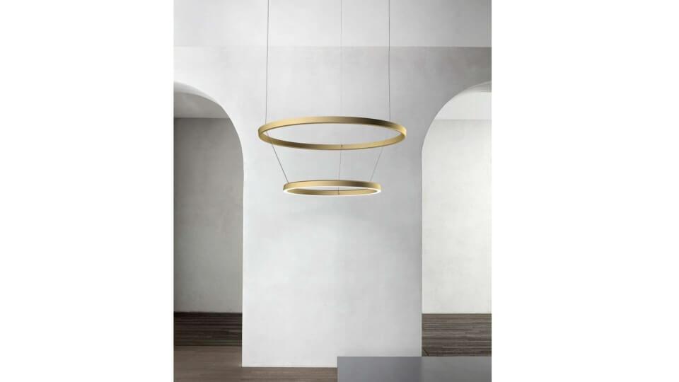 Новинка! В наличии люстра Compedium Circle от итальняской фабрики Luceplan. Габариты: 72 х 72 х 15 / 500 итальянская мебель в Одессе